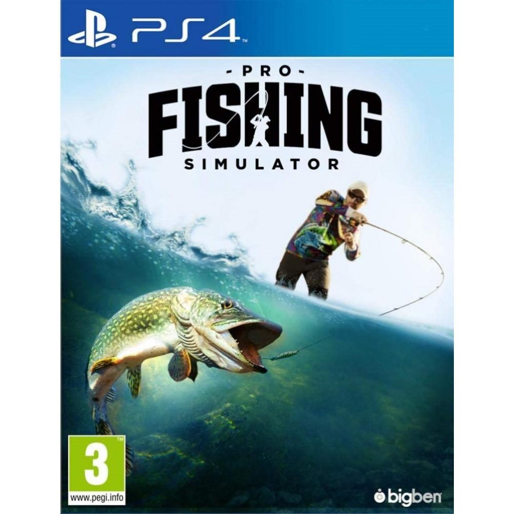 PRO FISHING SIMULATOR PS4 FR OCCASION
