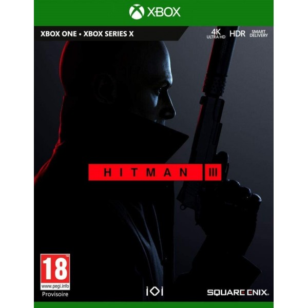 HITMAN 3 XBOX SERIES X FR NEW