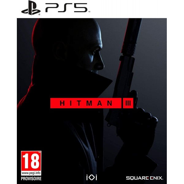 HITMAN 3 PS5 FR NEW