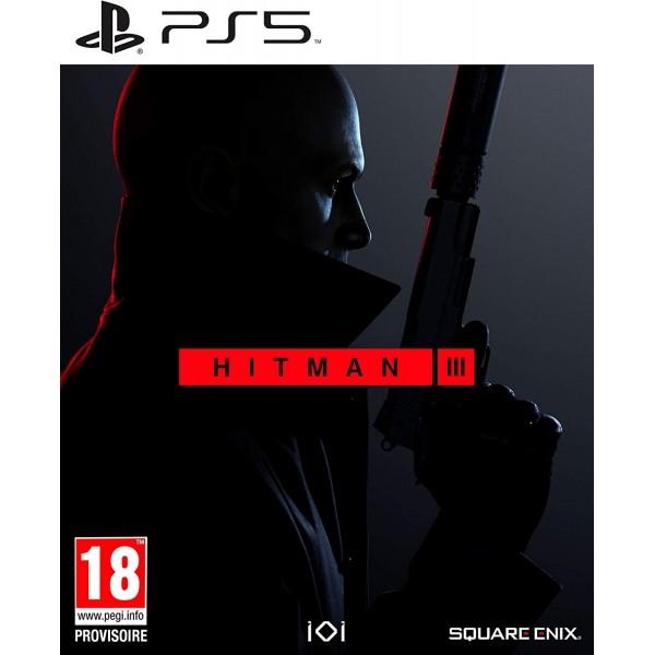 HITMAN 3 PS5 FR NEW