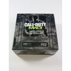 WIRELESS CONTROLLER - MANETTE CALL OF DUTY MW3 PDP GAMING SONY PLAYSTATION 3 (PS3) EURO NEUF - BRAND NEW
