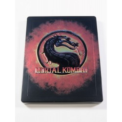 MORTAL KOMBAT KOMPLETE EDITION (WITH STEELBOOK OF MK IX) PLAYSTATION 3 (PS3) EURO (COMPLET - GOOD CONDITION)