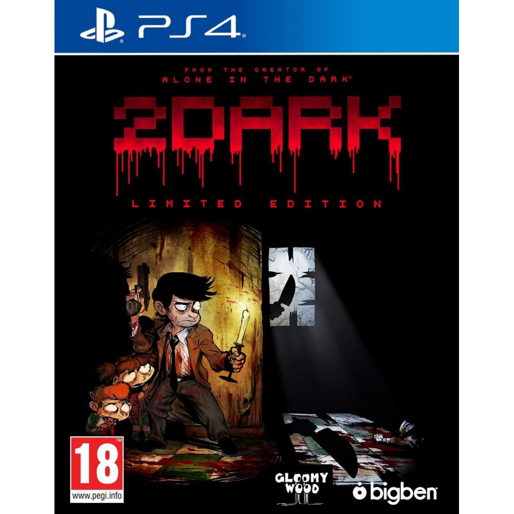 2DARK LIMITED EDITION PS4 ESP OCCASION