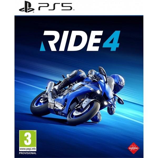 RIDE 4 PS5 FR NEW