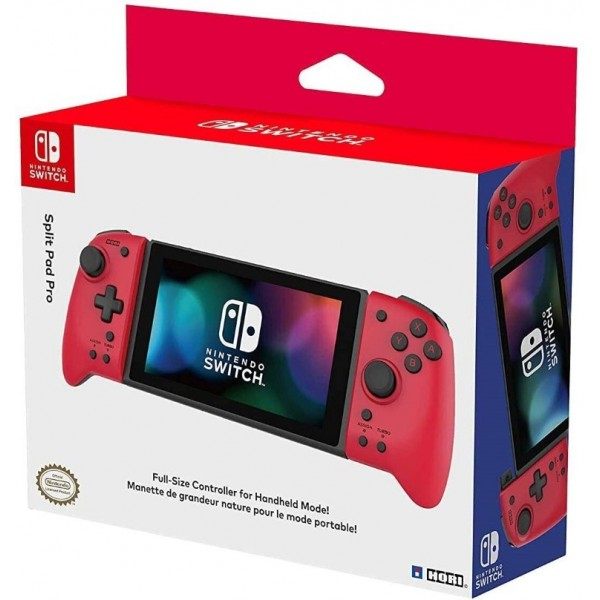 CONTROLLER SPLIT PAD PRO VOLCANIC RED SWITCH EURO NEW