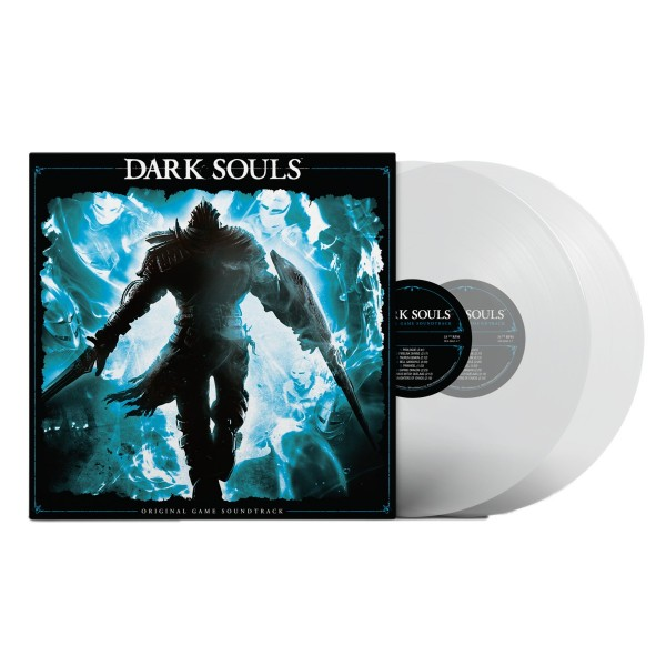 VINYLE DARK SOULS I CLEAR EDITION EURO NEW