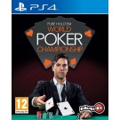 POKER CHAMPIONSHIP PS4 VF