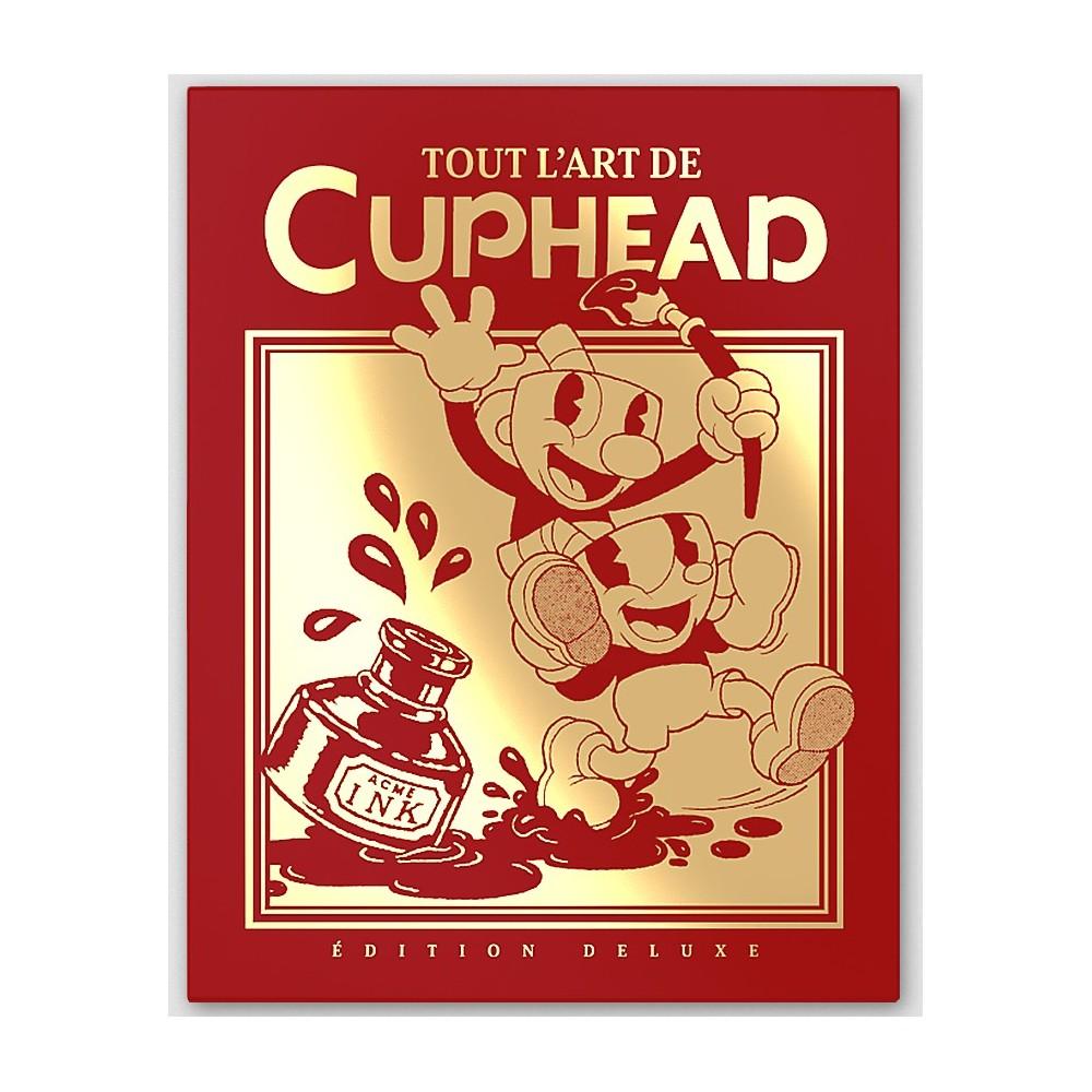 TOUT L ART DE CUPHEAD EDITION DELUXE FR NEW