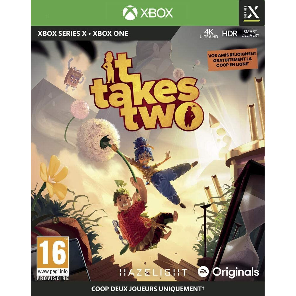 IT TAKES TWO - XBOX ONE FR Précommande