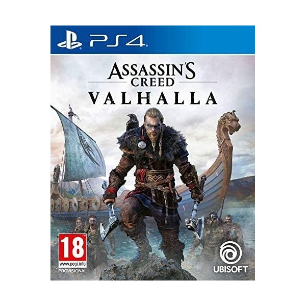 ASSASSIN S CREED VALHALLA PS4 EURO FR OCCASION