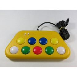 CONTROLLER KONAMI POP N MUSIC 10 SONY PLAYSTATION 2 (PS2) JPN (CONTROLLER ONLY - GOOD CONDITION)