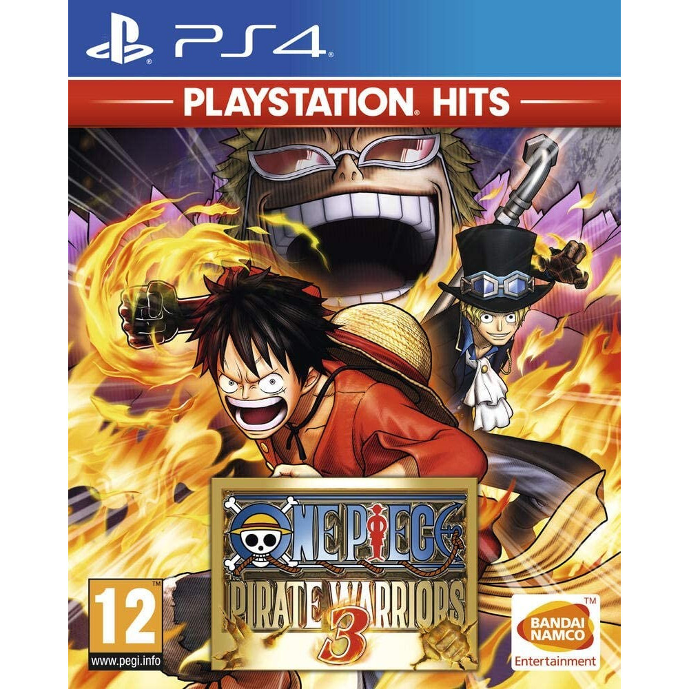 ONE PIECE PIRATE WARRIORS 3 PLAYSTATION HITS PS4 FR NEW