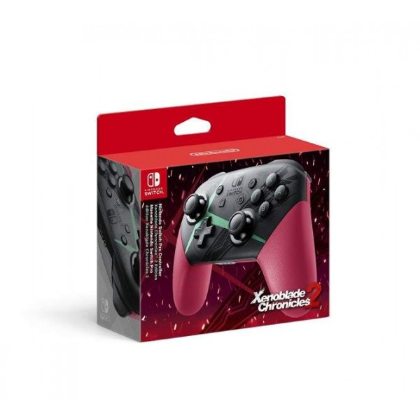CONTROLLER PRO SWITCH OFFICIAL XENOBLADE CHRONICLES 2 EDITION LIMITEE NEW