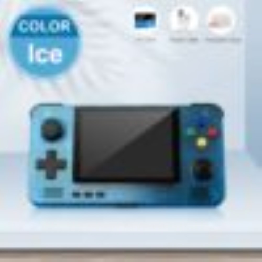 CONSOLE RETROID POCKET 2 ICE BLUE NEW
