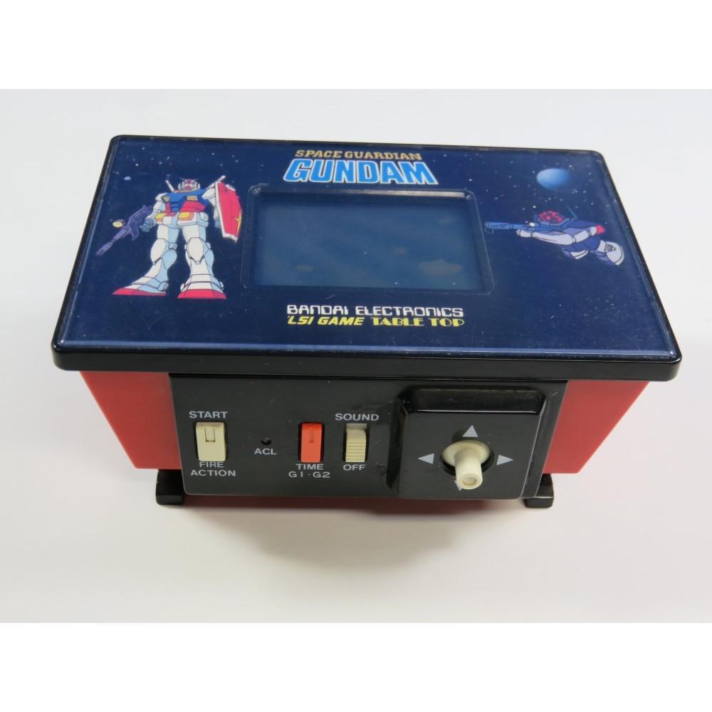 SPACE GUARDIAN GUNDAM BANDAI ELECTRONICS LSI GAME TABLE TOP (GAME ONLY)