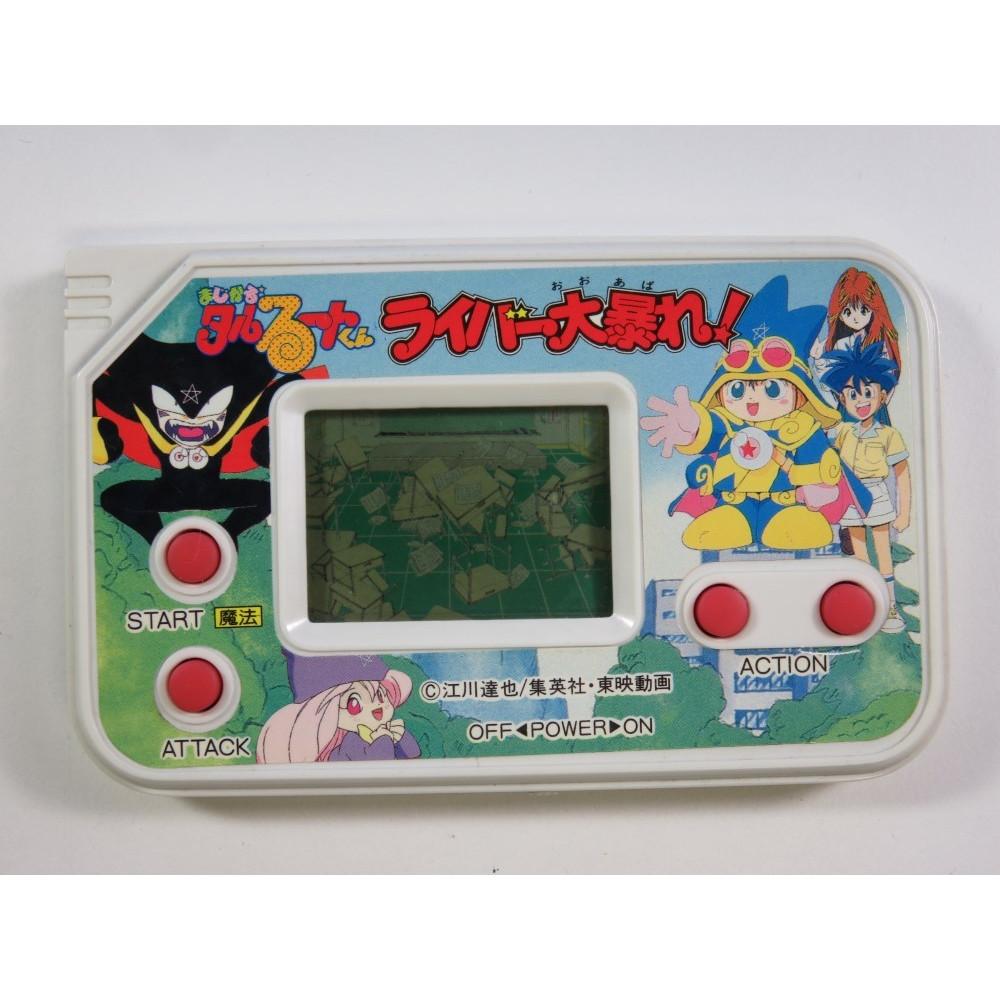 LCD GAME MAGICAL TARURUTO KUN RIVER OOABARE (GAME ONLY) BANDAI 1991