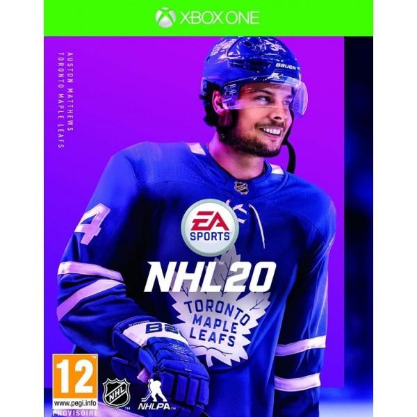 NHL 20 XBOX ONE FR OCCASION
