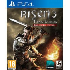 RISEN 3 TITAN LORDS ENCHANCED ED. PS4 VF