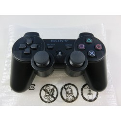 CONTROLLER - MANETTE DUAL SCHOCK 3 (UNBOXED) BLACK PLAYSTATION 3 (PS3) EURO NEUF - BRAND NEW
