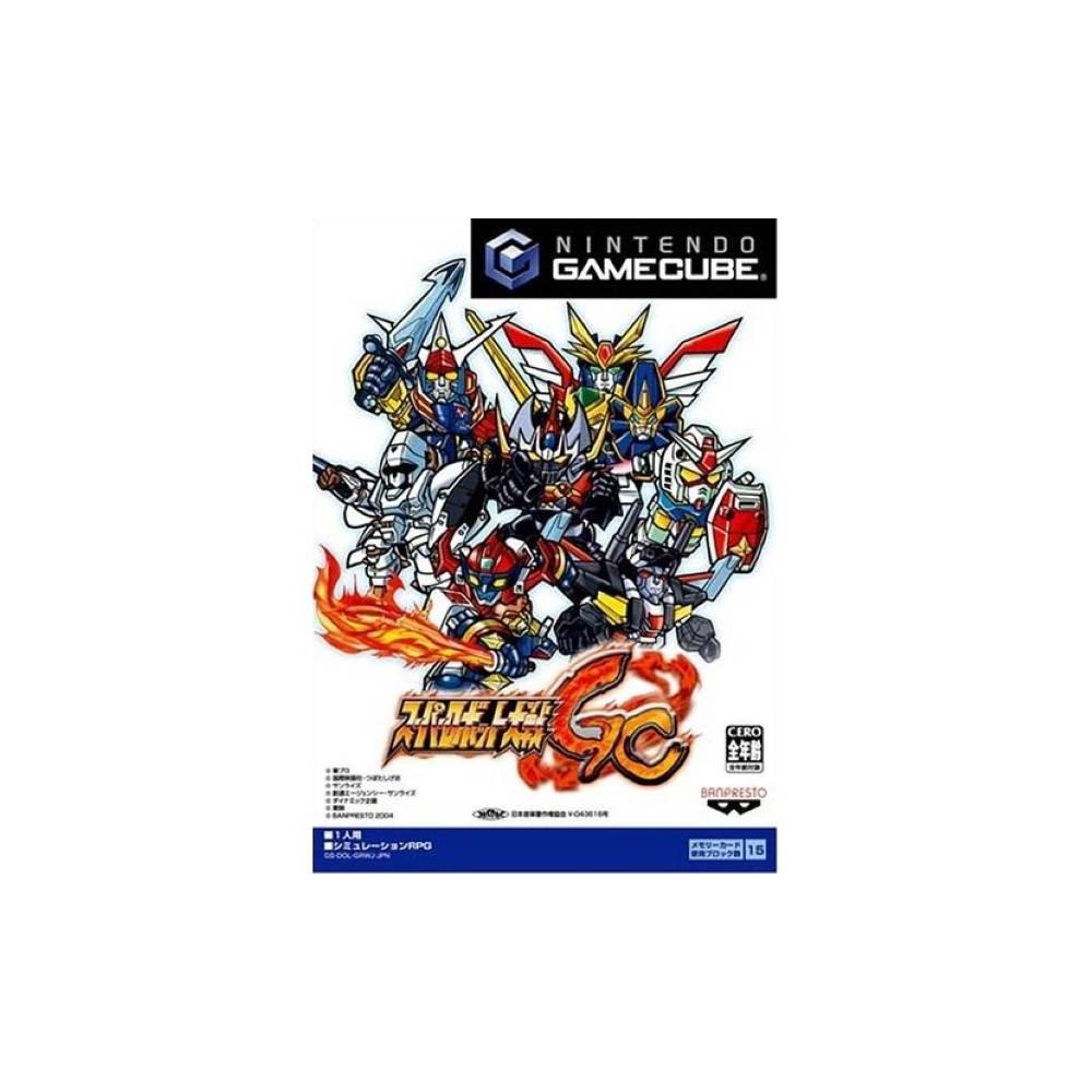 SUPER ROBOT TAISEN GC GAMECUBE NTSC-JPN NEW