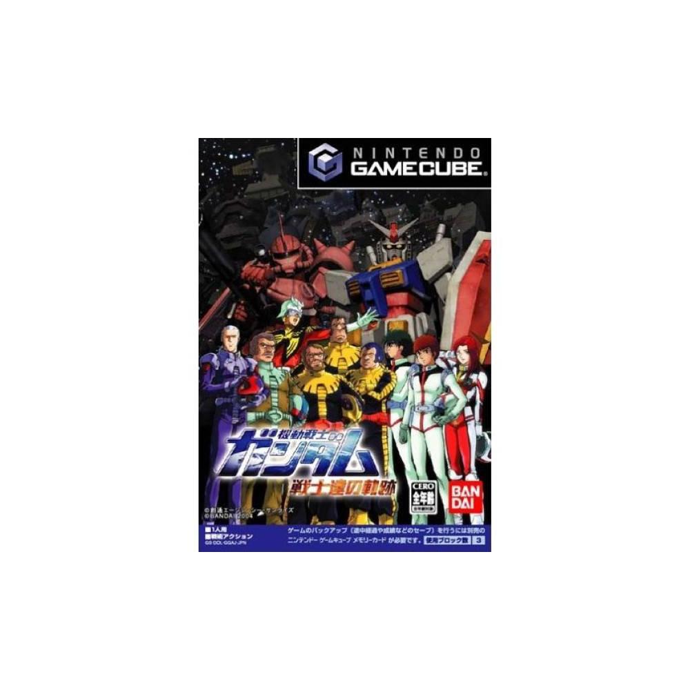 KIDOU SENSHI GUNDAM: SENSHITACHI NO KISEKI GAMECUBE NTSC-JPN NEW