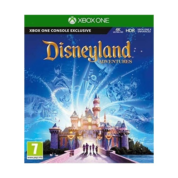 DISNEYLAND ADVENTURES XBOX ONE FR NEW