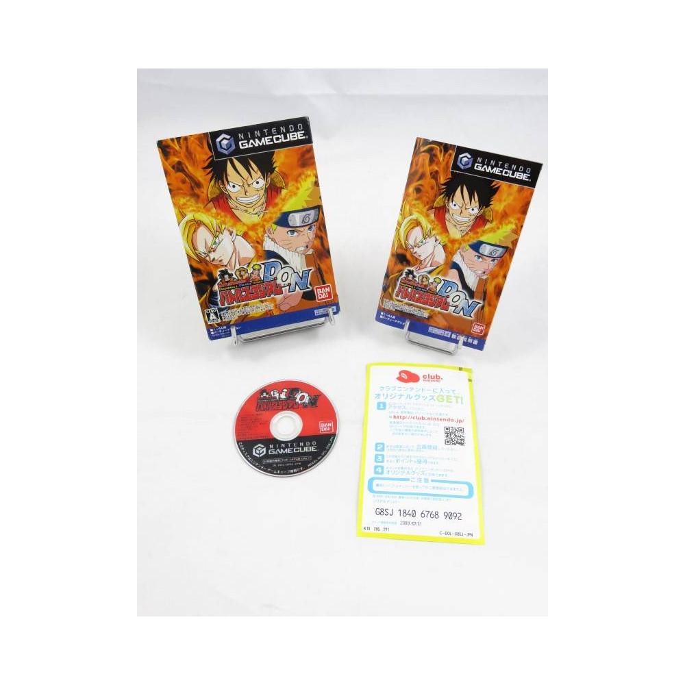 BATTLE STADIUM DON GAMECUBE NTSC-JPN OCCASION