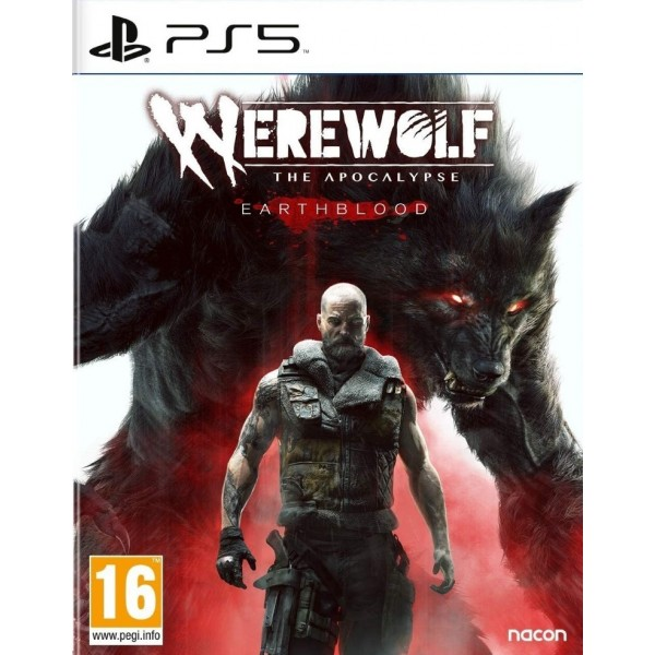 WEREWOLF THE APOCALYPSE EARTHBLOOD PS5 EURO FR OCCASION