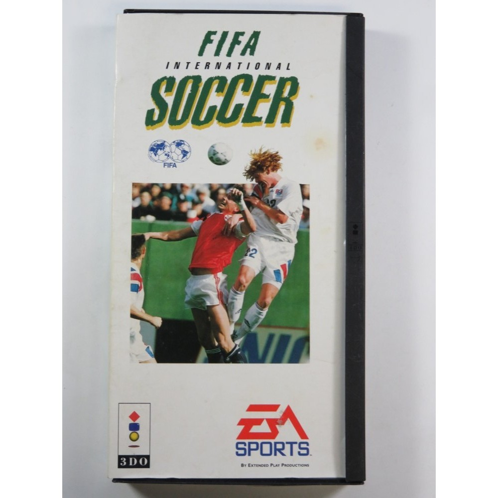 FIFA INTERNATIONAL SOCCER 3DO USA (SANS NOTICE - WITHOUT MANUAL)