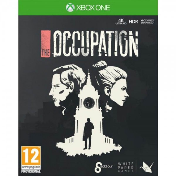 THE OCCUPATION XBOX ONE FR OCCASION