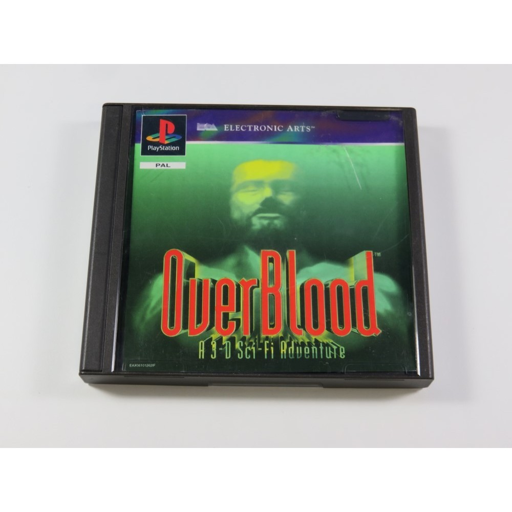 ODDWORLD - L ODYSSEE D ABE PLAYSTATION 1 (PS1) PAL-FR (COMPLET - GOOD CONDITION OVERALL)