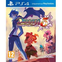 DISGAEA 5 PS4 VF,
