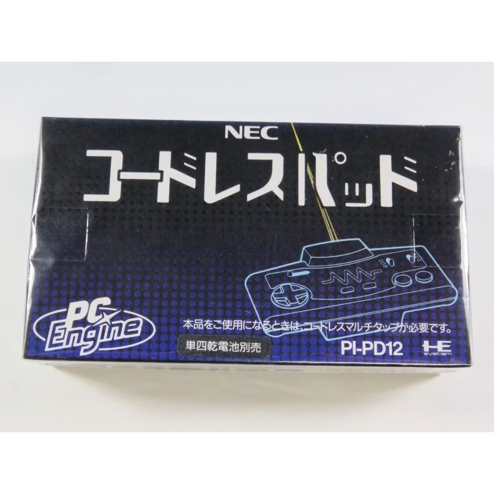 CORDLESS PAD (PI-PD12) NEC PC ENGINE BRAND NEW (NEUF)