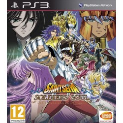 SAINT SEIYA SOLDIERS S SOUL PS3 FR OCCASION