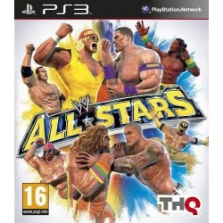 WWE ALL STARS PS3 FR OCCASION