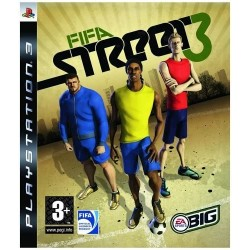 FIFA STREET 3 PS3 FR OCCASION