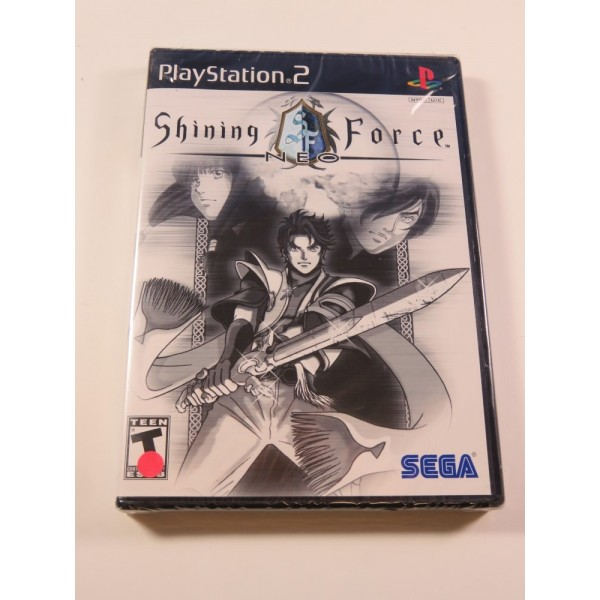 SHINING FORCE NEO SONY PLAYSTATION 2 (PS2) NTSC-USA NEUF - BRAND NEW