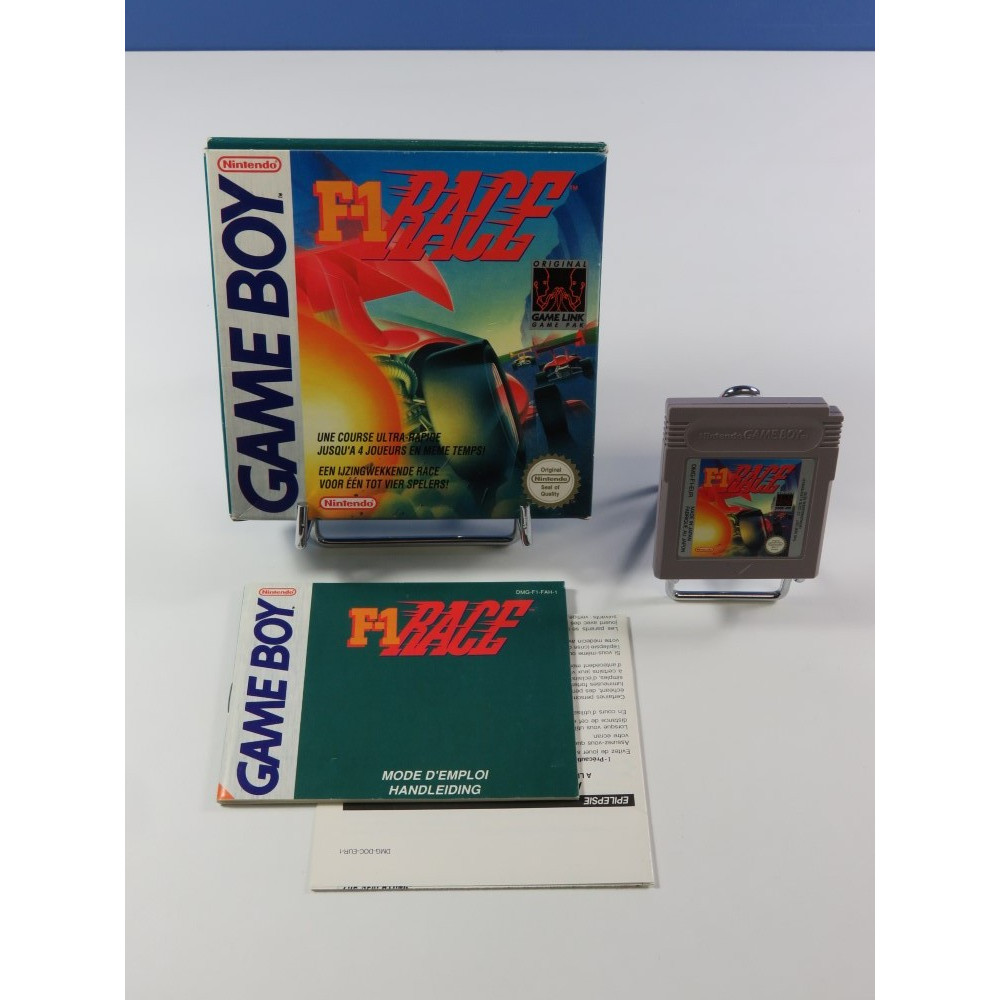 F-1 RACE GAMEBOY FAH OCCASION