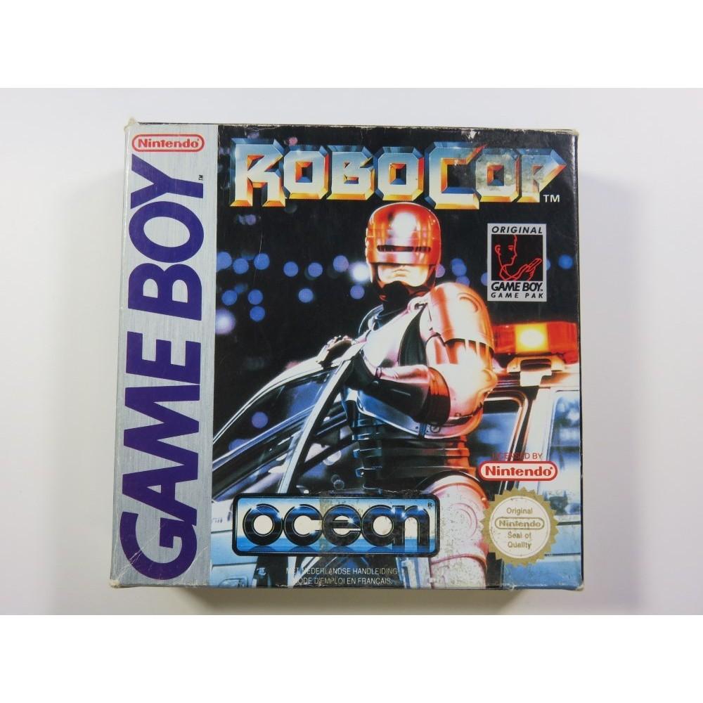 ROBOCOP GAMEBOY (GB) FAH (COMPLETE - GOOD CONDITION)