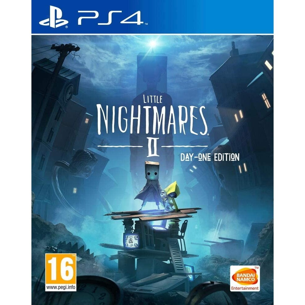 LITTLE NIGHTMARES 2 DAY ONE EDITION PS4 FR OCCASION