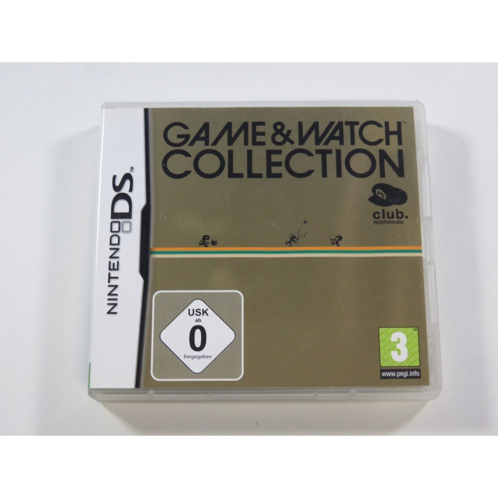 GAME & WATCH COLLECTION NDS EURO OCCASION