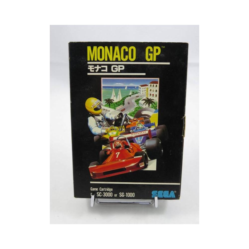 MONACO GP (G-1017 BIG BOX) SG-1000 SC-3000 NTSC-JPN OCCASION