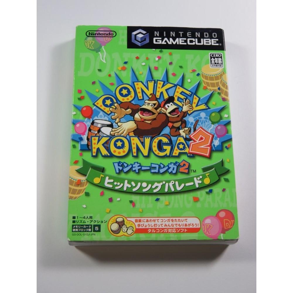 DONKEY KONG 2 GAMECUBE (GC) NTSC-JPN OCCASION