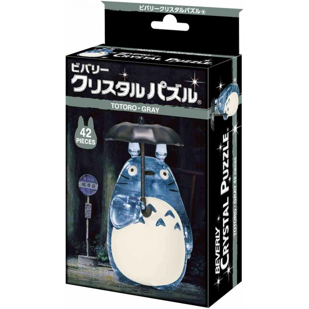 CRYSTAL PUZZLE TOTORO GARY 42 PIECES NEW