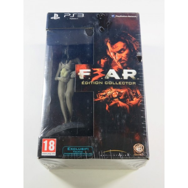 FEAR 3 EDITION COLLECTOR PLAYSTATION 3 (PS3) PAL-FR (NEUF - BRAND NEW)