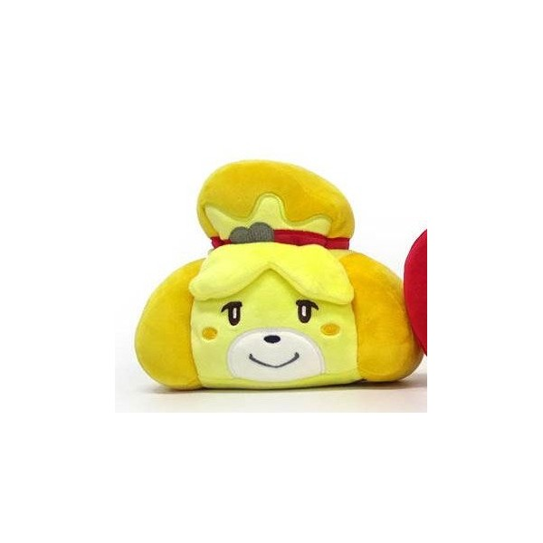 PELUCHE ANIMAL CROSSING CLUB MOCCHI-MOCCHI ISABELLE NEW