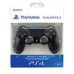 CONTROLLER DUAL SHOCK 4 V2 JET BLACK PS4 PAL NEW