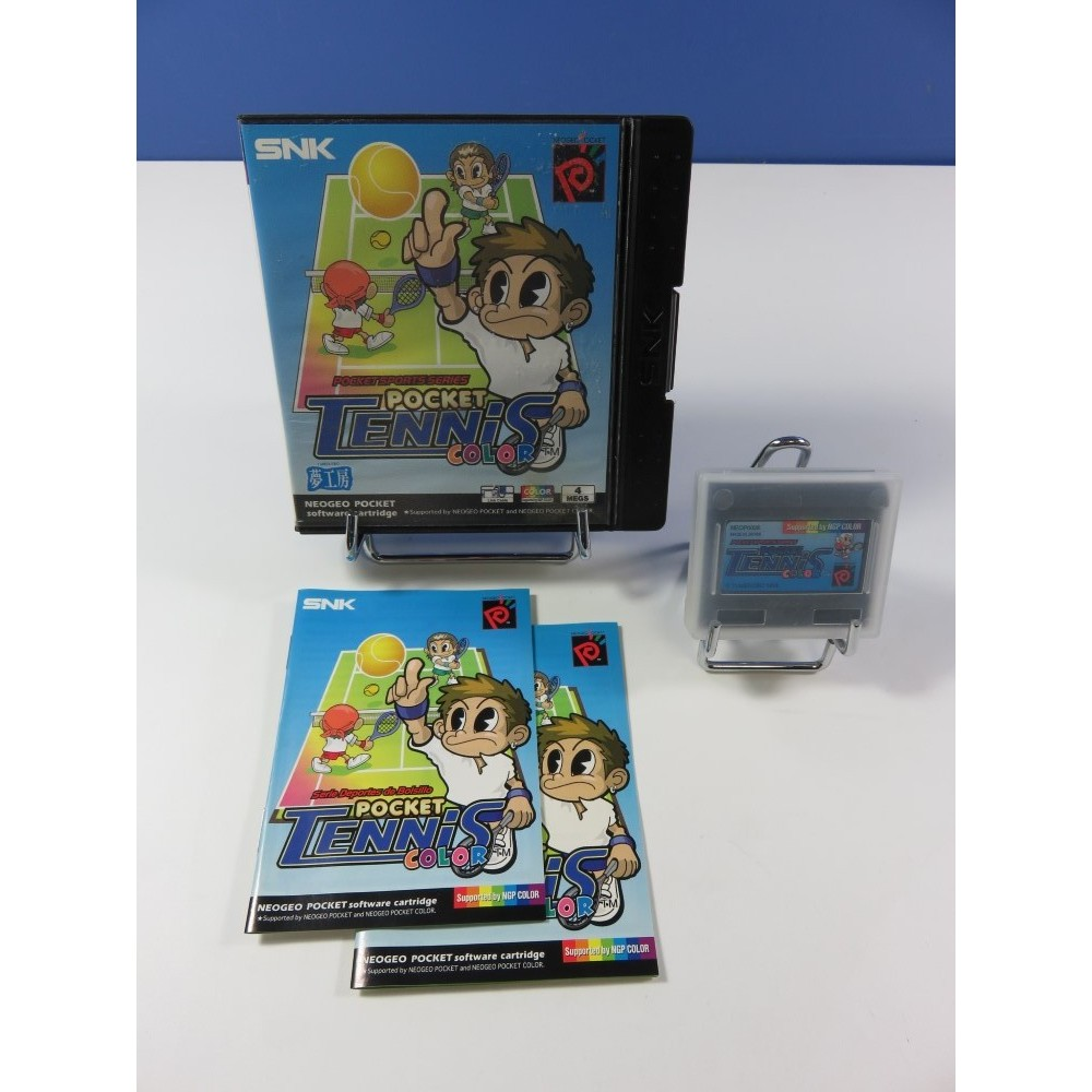 POCKET TENNIS NEOGEO POCKET COLOR EURO OCCASION
