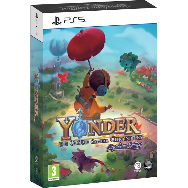 Yonder The Cloud Catcher Chronicles Enhanced Edition Signature PS5- FR Preorder