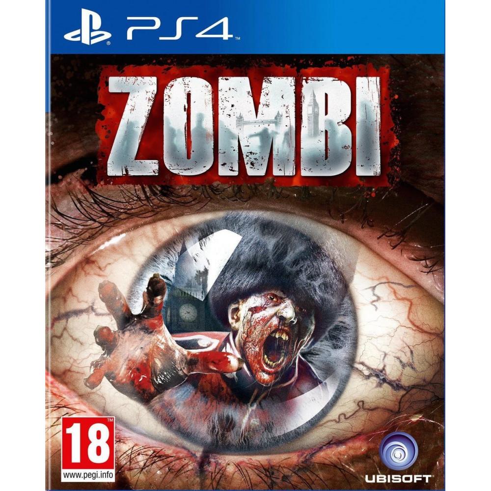ZOMBI PS4 VF